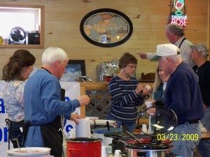 chili cook off fund raiser